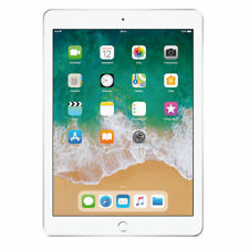 Apple iPad 2018 9.7 WiFi+Cellular 128GB NUOVO ITALIA 4G LTE Tablet Bianco Silver