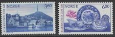 NORWAY SG1314/5 1998 BICENTENARY OF EGERSUND MNH