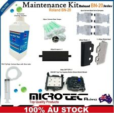Roland BN-20 Cleaning Maintenance Kit for Solvent INK.