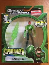 Green Lantern Movie Target Exclusive Supercharged Sinestro Action Figure 2011