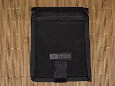 Maratac Pocket Notebook Cover Organizer - BLACK - USA - NEW