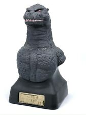 Banpresto Godzilla Bust Figure Godzilla vs Biollante 1989 Toho Made in 1998