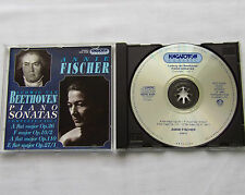 Annie FISCHER/BEETHOVEN Complete Piano sonatas Vol.1 CD HUNGAROTON (1996) M/NM