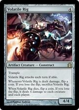 MTG Magic RTR - Volatile Rig/Moissoneuse volatile, English/VO