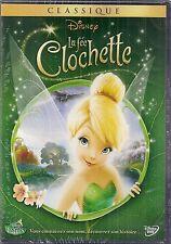 """DVD """"LA FEE CLOCHETTE""""  DISNEY N°93       NEUF SOUS BLISTER"""