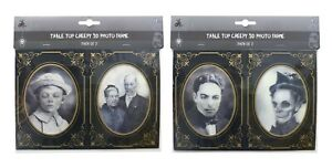 Halloween Holographic Photo Frame Portrait Changing Picture Haunted house Ghost