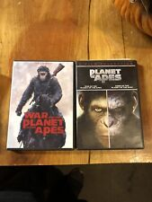 Planet Of The Apes Dvd 3 Movies