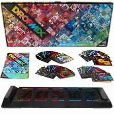 DropMix Music Party Gaming System Hasboro Bluetooth 60 Music Cards BRAND NEW