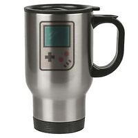 Geek Travel Mug - Gameboy - Thermal Eco - Stainless Steel