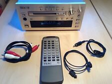 Teac MD-H300 Reference Mini Disc Player Recorder with remote