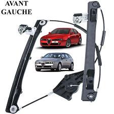 Mecanisme Leve Vitre Glace Electrique AVG Avant Gauche ALFA ROMEO 159 = 71740175