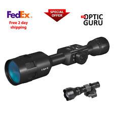 Pro Set: X-Sight 4K Pro 3-14x Smart Day/Night Rifle Scope +850 Pro+2Day Shipping