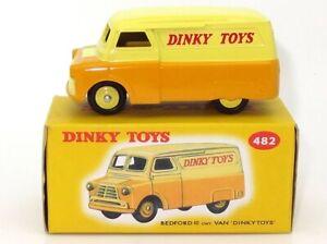 "DINKY NO. 482 BEDFORD ""DINKY TOYS"" VAN - MINT BOXED"