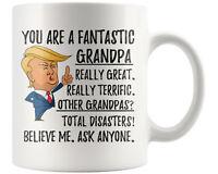 Funny Grandpa Coffee Mug, Grandpa Gifts, Funny Trump Gift, Grandfather Gifts
