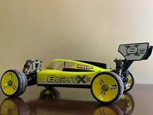 TLR 8ight XE buggy, ready for run!!