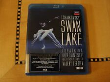 Tchaikovsky - Swan Lake - Gergiev - Blu-Ray Disc 5.1 Surround DTS