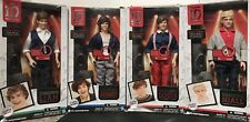 One Direction Dolls Set Of 4 Liam, Louis, Niall And Harry Concert Collection Nib