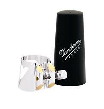 Vandoren Optimum Ligature & plastic cap Bb Clarinet