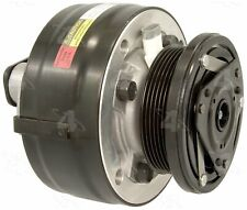 Factory Air by 4 Seasons New GM R4 Lightweight Compressor w/ Clutch 58948