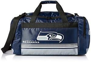 NFL - Football  - Duffel Bag - Gym Bag - Backpack - Seattle Seahawks