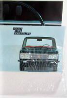 FIAT 125 SPECIAL BERLINE  MOTEUR 1608 CM3 100 CV 2 CATALOGUES DANS LA  POCHETTE