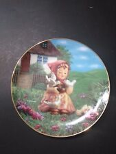 "Danbury Mint M J Hummel ""Cinderella"" Plate"