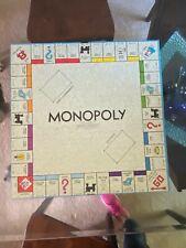 Vintage Parker Bros Monopoly Game Jigsaw Puzzle Complete