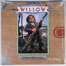Willow (The Story of) (1988) [SEALED] Vinyl LP + BOOK • Soundtrack, George Lucas