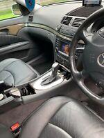 Mercedes E320 7 seater estate.