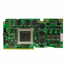 New listing Vga Graphic Video card For Asus G750J G750Jz G750Js Laptop Gtx870M Rev 2.0