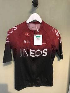 Team Ineos Climbers 3.0 Castelli Cycling Jersey Large XL