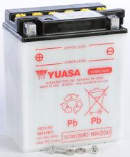 YUASA BATTERY YB14-B2 YUAM224B2 MC Honda