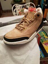 8c3453765a8 Air Jordan 3 Retro JTH NRG Size 11 Bio Beige DS AV6683 200