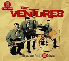 VENTURES - ABSOLUTELY ESSENTIAL  3 CD NEUF