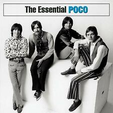Poco The Essential CD NEW SEALED 2005 Crazy Love/Call It Love/Heart Of The Night