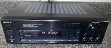 Sony AV Receiver 5.1 Control Center Dolby Pro Logic Model STR-D515 Tested/Works