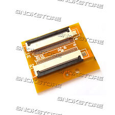 0.5mm 36 PIN TO 36 PIN FPC FFC LCD LED CABLE INCREASING SCREEN LINE EXTENSION