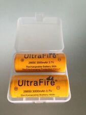 26650 Battery Rechargeable Batteries 3.7 V