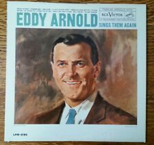 Eddy Arnold - Sings Them Again LP RCA Victor LPM-2185