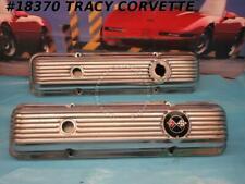 1969-1972 Chevrolet Corvette Chevelle Nova Camaro 474208 474207 Valve Cover Set3