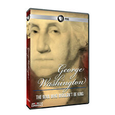 American Experience: George Washington - The Man Who DVD Region 1