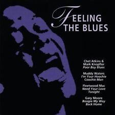 Feeling the Blues Chet Atkins & Mark Knopfler, Chicken Shack, Muddy Water.. [CD]