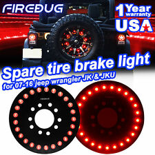 Firebug Jeep JK 3rd Brake Lights, Jeep Wrangler Third Brake Light TJ Accessories