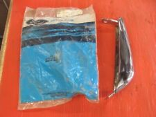NOS 65 66 Ford Mustang Front Bumperguards Shelby GT350 C5ZZ-17996-C Pair
