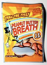 PEANUT BUTTER BREATH RUNTZ RESEALABLE ZIP LOCK MYLAR SMELL PROOF 3.5G-7G BAGS