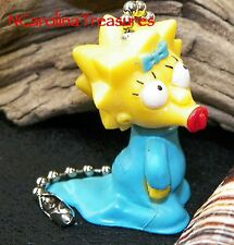 MAGGIE SIMPSON FOX TV CHARACTER THE SIMPSONS CEILING FAN LIGHT SWITCH PULL NEW