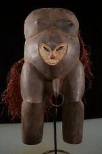 46263 Seltene  alte Bauchmaske der Lega DR Kongo / Congo  Afrika
