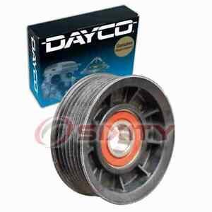 Dayco Drive Belt Idler Pulley for 2002-2011 Honda Civic 2.0L L4 Engine er