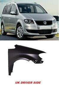 VW TOURAN 2007 - 2010 FRONT WING PANEL RIGHT DRIVER SIDE