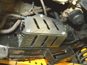 LAND ROVER DEFENDER 90 / 110 / 130 TDCI DIESEL ENGINES FUEL COOLER GUARD DA6540